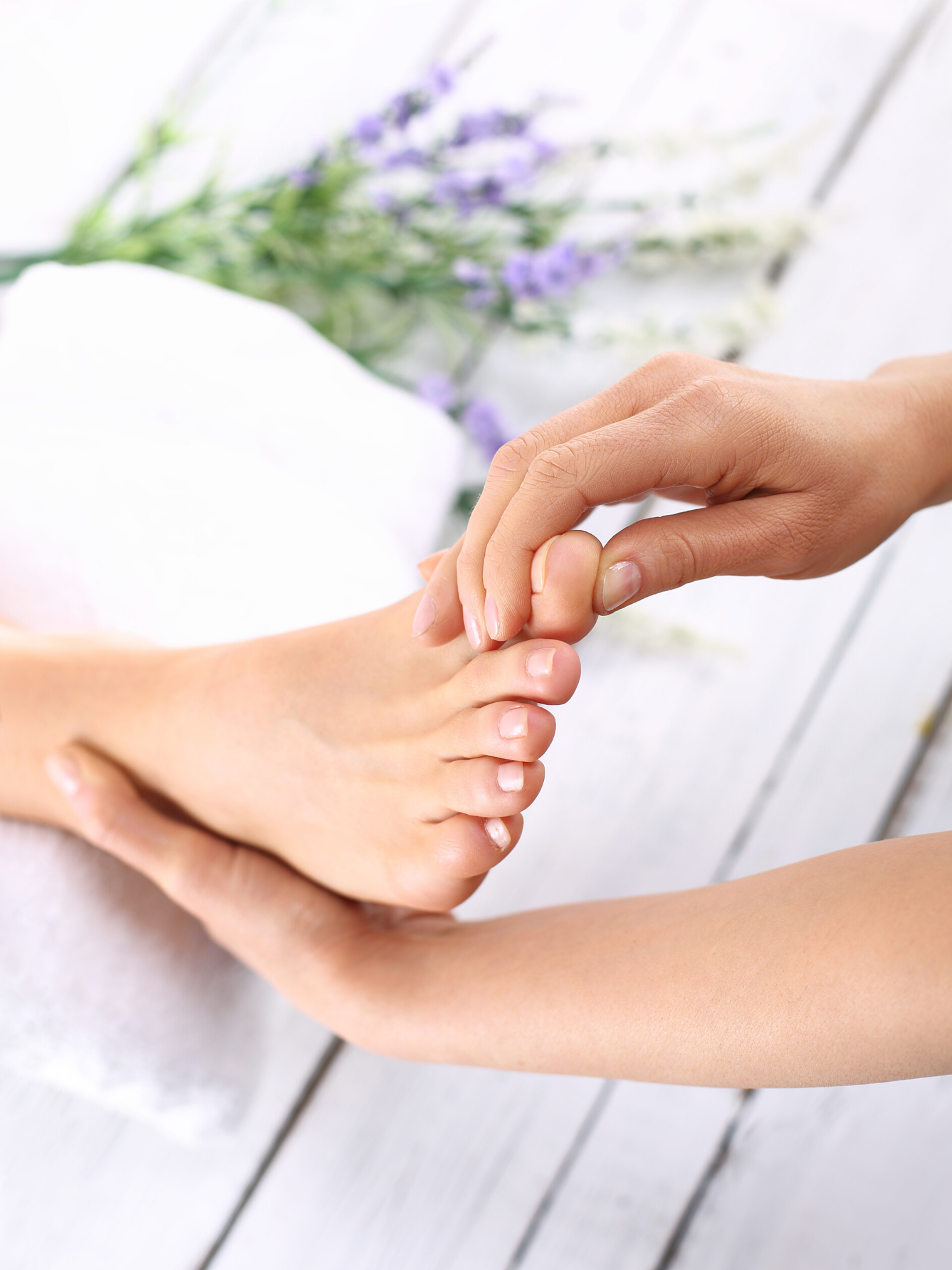 Learn about reflexology at Halifax Reflexology