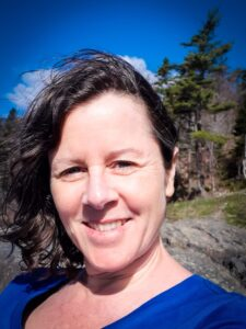 Meet Lisa at Halifax Reflexology